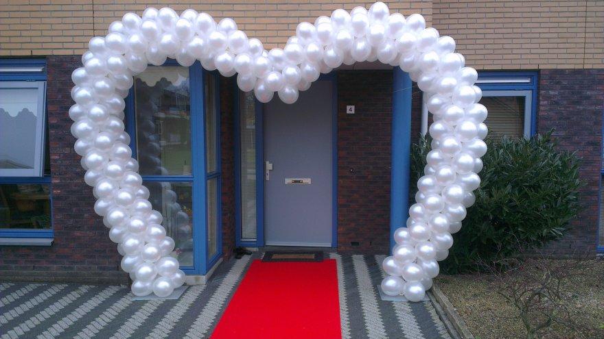 Wonderbaar Huwelijk - Stef-Ballondecoraties.nl OM-91